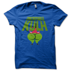 Tee-shirt original rigolo l'incroyable Kuhl
