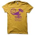 Tee-shirt original rigolo Vélociraptor