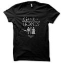 Tee-shirt original rigolo Game of trones