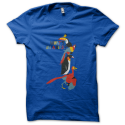 Tee-shirt original rigolo What's in a bird ?
