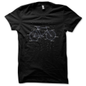 Tee-shirt original rigolo Constellation du vélo