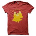 Tee-shirt original rigolo Jaunes les nonnes