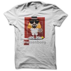 Tee-shirt original rigolo Heisenborg