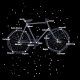 Constellation du vélo