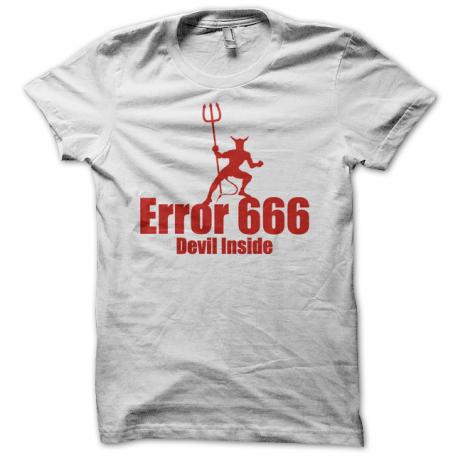 Erreur 666