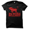 Tee-shirt original rigolo no more bullshit