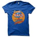 Tee-shirt original rigolo Captain Amerigra