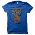 Tee-shirt original rigolo Cow-boy
