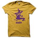 Tee-shirt original rigolo Crocodile dandy