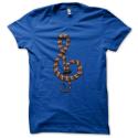 Tee-shirt original rigolo Snake
