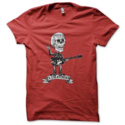 Tee-shirt original rigolo El Calaverock
