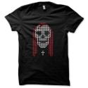 Tee-shirt original rigolo Circle skull