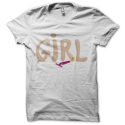 Tee-shirt original rigolo Girl