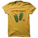 Tee-shirt original rigolo Mao Tse Tongues