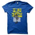 Tee-shirt original rigolo Punk Floyd