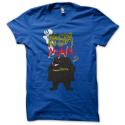 Tee-shirt original rigolo Rastaman
